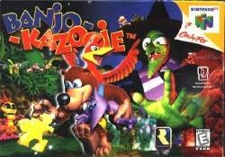 Banjoo Kazooie