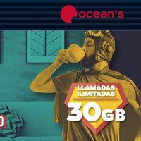 Oceans hace definitivas sus tarifas móviles con hasta 30 GB y los combinados con fibra a 300 Mbps