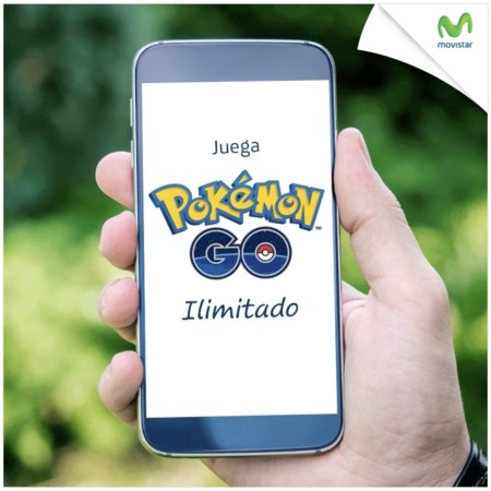 Pokemon Go Movistar