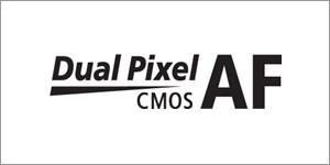 dual pixel logo