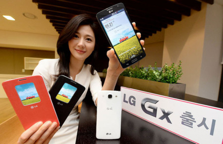 LG Gx ya es oficial en Corea del Sur