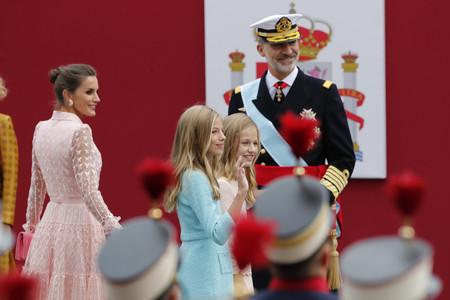 Los Looks De La Princesa Leonor Y La Infanta Sofia