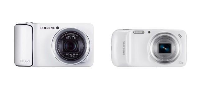 Galaxy Camera vs Galaxy s4 zoom