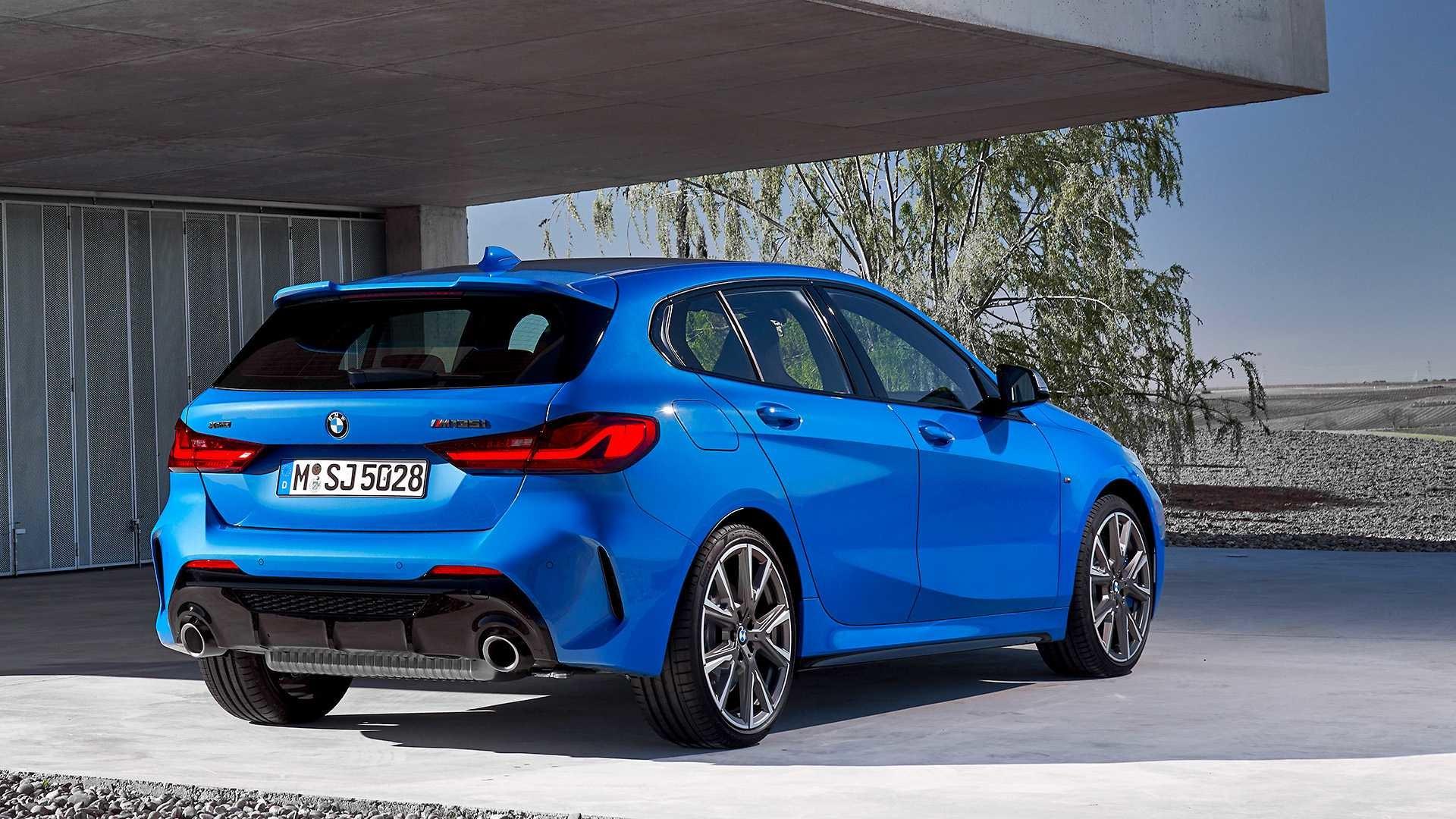 Foto de BMW Serie 1 2020 (9/66)