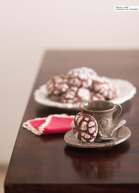 Red velvet cookies: receta de las galletas más atractivas con y sin Thermomix