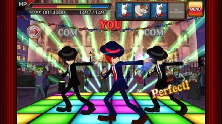 "Rythm Thief salta del Nintendo 3DS a iOS en ""The Paris Caper"""