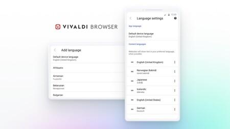 El navegador Vivaldi ahora es capaz de bloquear los molestos avisos de cookies en las páginas web