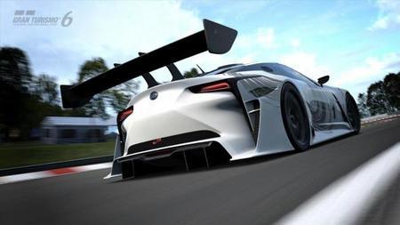 Lexus Lflc Gt Vision Gran Turismo (2)
