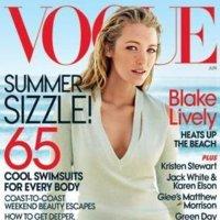 Blake Lively espectacular para Vogue en su verano más sexy: ¿existe mejor cuerpo tostado al sol que el suyo?