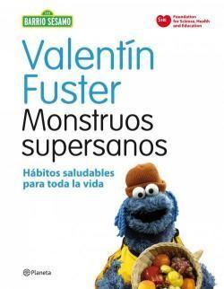 Monstruos Supersanos, un libro sobre hábitos saludables para los peques