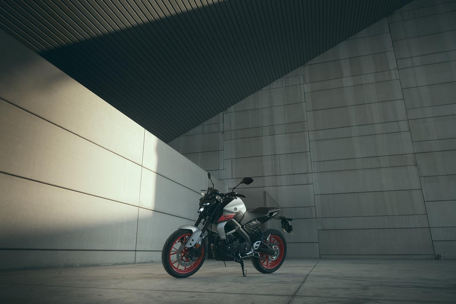 Foto de Yamaha MT-125 2020, prueba (3/34)