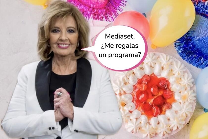 María Teresa Campos cumple 80 tacos sin celebración: Así eran sus exclusivas fiestas de cumpleaños en el pasado