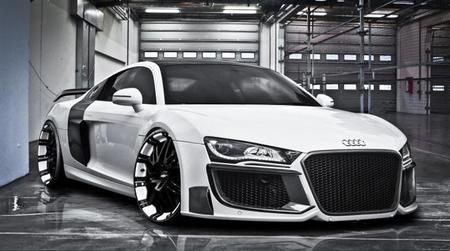 Dolorpasión™: El esperpéntico Audi R8 de Regula Exclusive