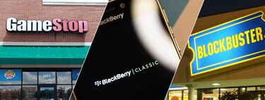 GameStop, Blackberry, Blockbuster. Reddit está resucitando negocios obsoletos, quizá de verdad