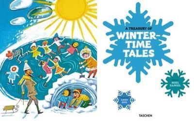 Cuentos infantiles fascinantes para disfrutar en el invierno editados por Taschen