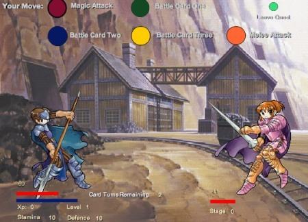 'Warrior Quest': otro RPG para jugar desde tu navegador