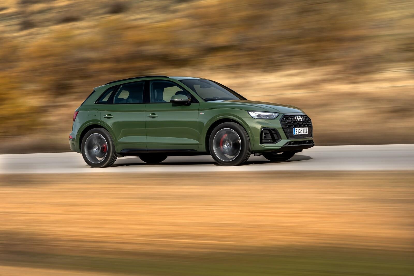 Foto de Audi Q5 2020, prueba (28/52)