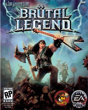 Brutal Legend portada