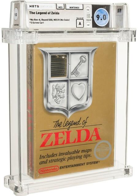 Subasta Zelda