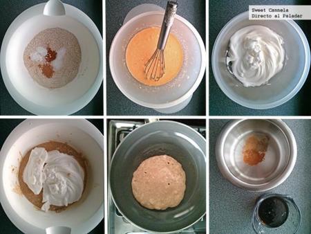preparacion hotcakes especies