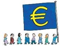 Ningún país candidato está preparado para unirse al euro