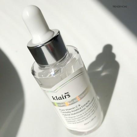 Probamos el sérum de vitamina C Freshly Juiced Drop de Klairs, otra joya de la cosmética coreana con la completar mi rutina