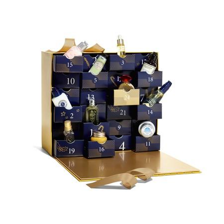 Calendario De Adviento Premium 2017 Abierto Loccitane