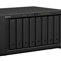 Synology presenta el DS1821+, un NAS de 8 bahías para montar la oficina y tu servidor multimedia en casa