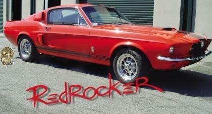 Los Mustang de Barrett-Jackson