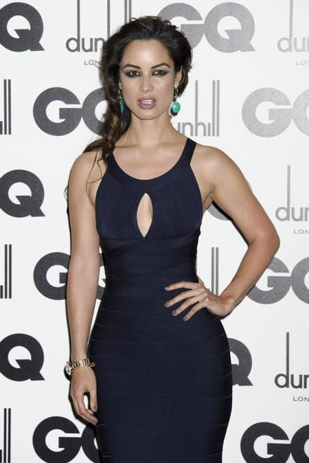 Berenice Marlohe en los premios GQ Londres