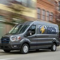 La camioneta de carga totalmente eléctrica de Ford ya tiene precio: 870,000 pesos por más de 200 km de autonomía