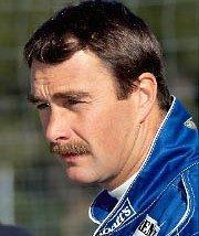 Nigel Mansell vuelve a Silverstone