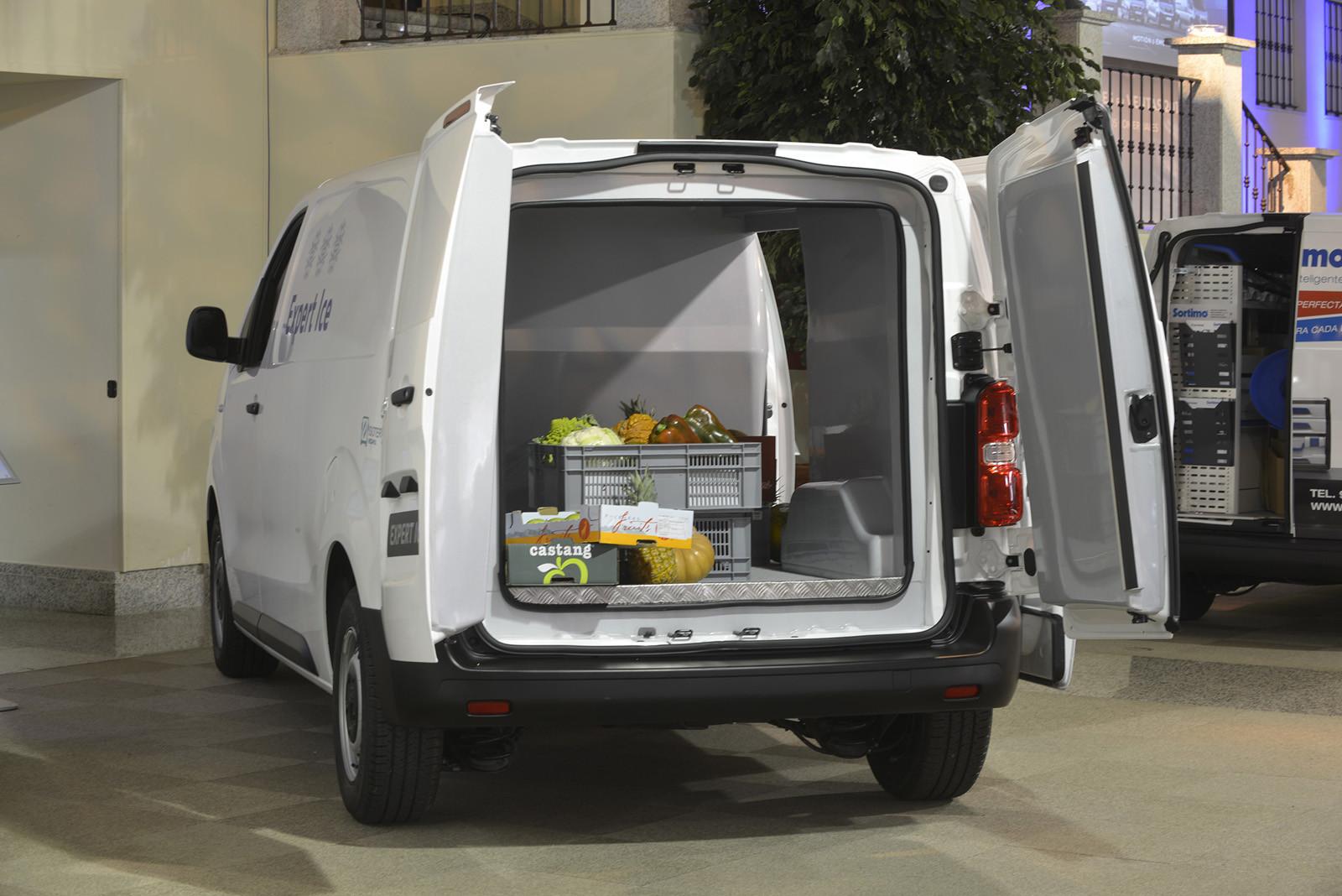 Foto de Peugeot gama comerciales y transformados (30/42)