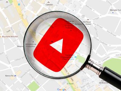Cómo encontrar vídeos en YouTube según su ubicación