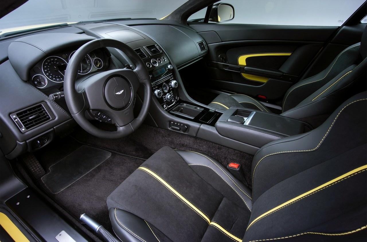 Foto de Aston Martin V12 Vantage S (28/34)