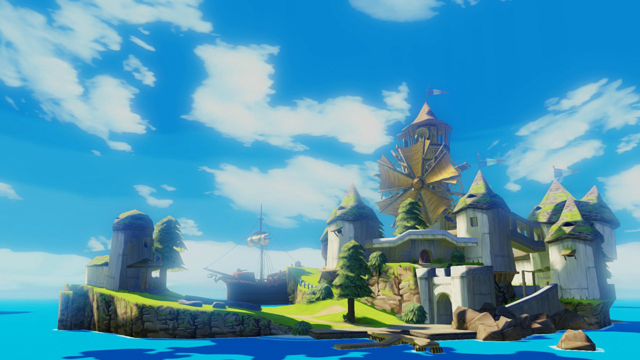 Foto de The Legend of Zelda: Wind Waker HD - 24/01/2013 (2/10)
