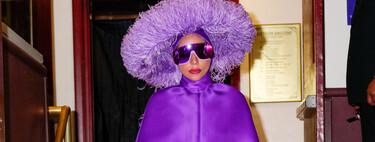 Lady Gaga nos ha dejado sin palabras con este maravilloso lookazo