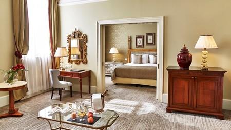 Venice Suite Living Room