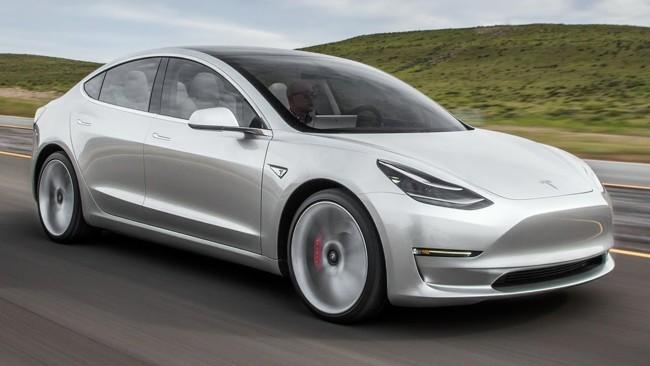 El Tesla Model 3 se presentará al público el 31 de marzo