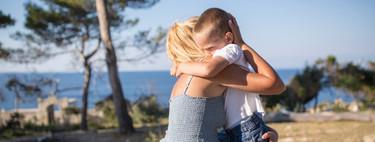 Lo que tu hijo te diría si te viera cuando lloras porque no puedes más