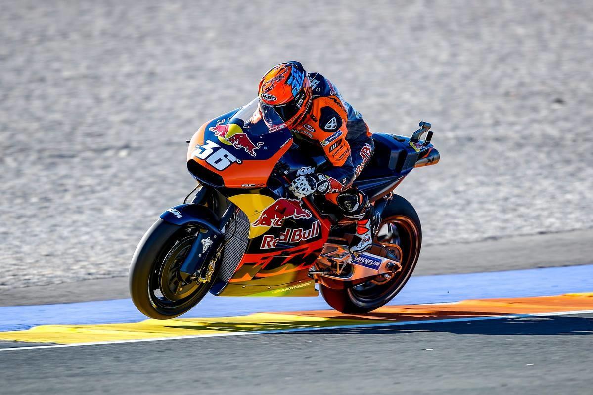 Foto de KTM MotoGP GP Valencia 2016 (8/18)