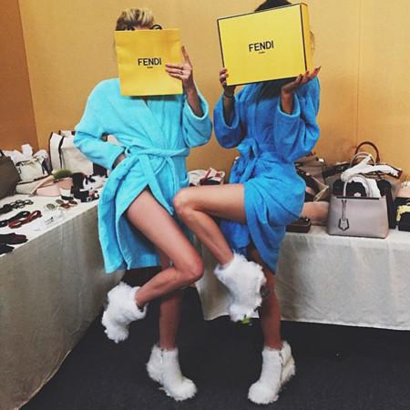 Kendall Jenner suma y sigue, la próxima campaña de Fendi también es suya