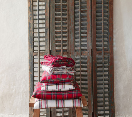 Muymucho Textil Cuadro Escoces 168 Ok
