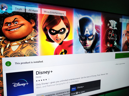 Disney Plus Xbox One