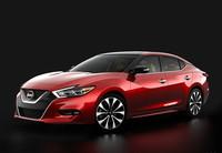 El Nissan Maxima 2016, ahora en fotos oficiales