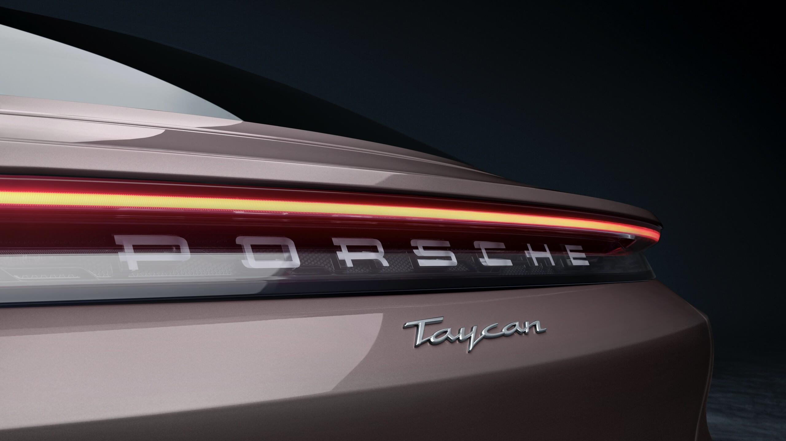 Foto de Porsche Taycan 2021 (1/12)