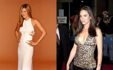 Pelea de Jennifers: Aniston Vs. Connelly