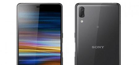 El Sony Xperia L3 se vuelve a filtrar mostrando un gama baja con pantalla 18:9 y doble cámara