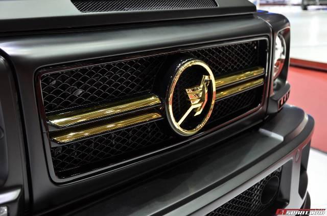 Foto de Hamann Mercedes-Benz G 65 AMG Spyridon (3/6)