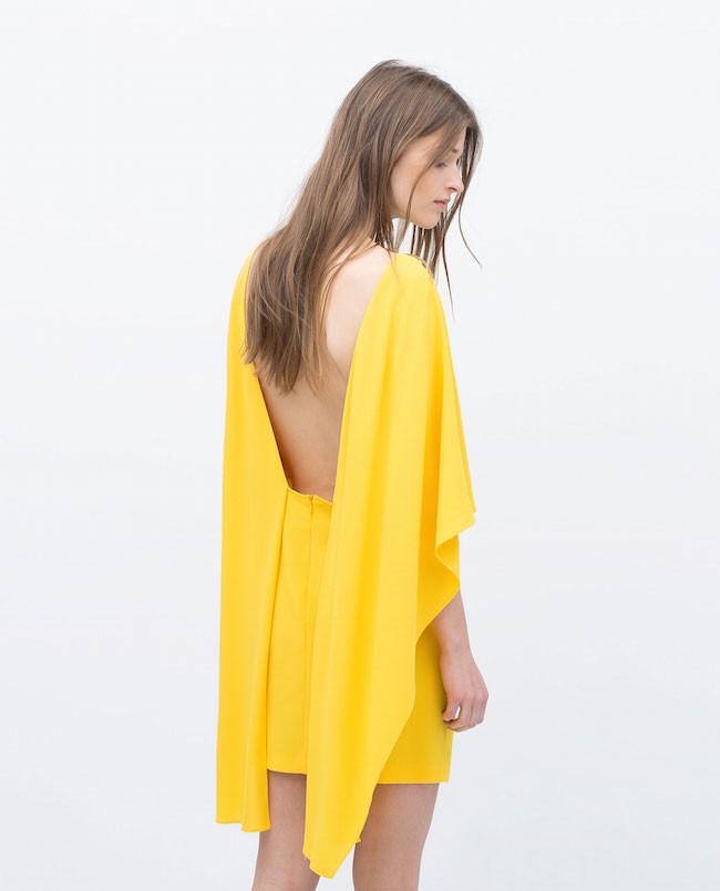 Vestidos Amarillos Verano 2015